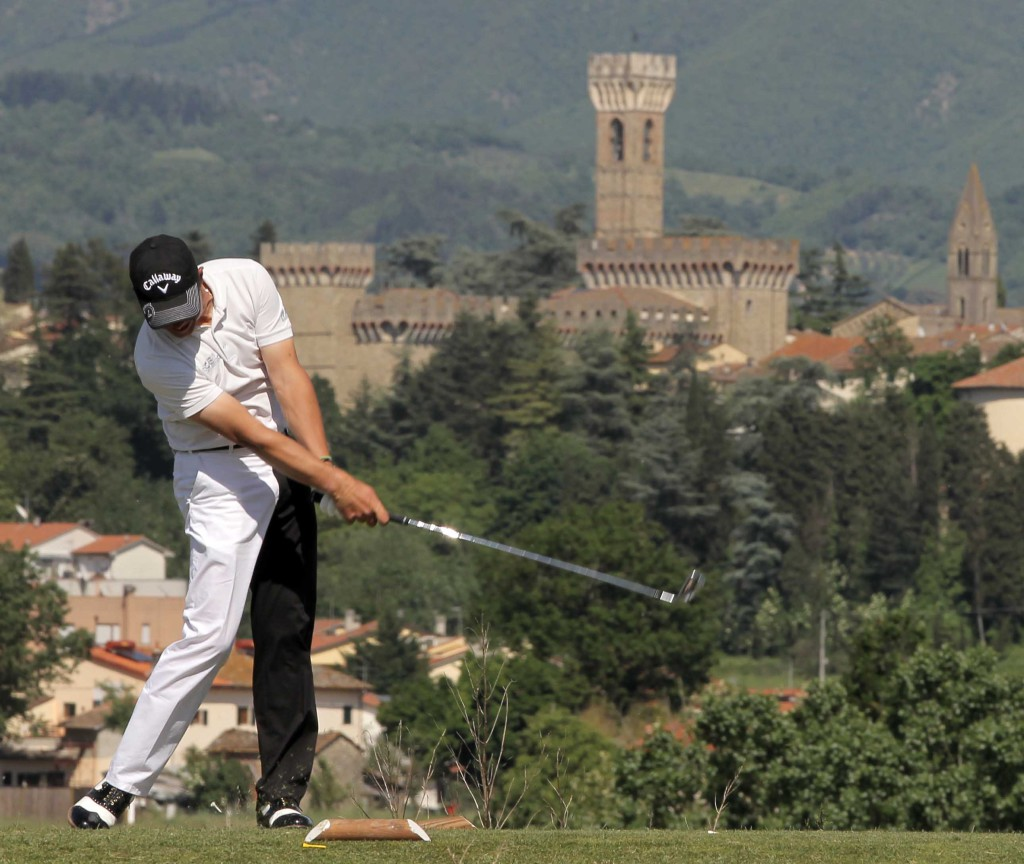 incentive travel to italy golf